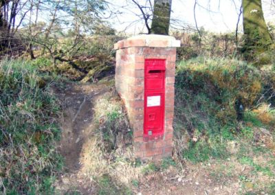 Restored Box at Blackgate